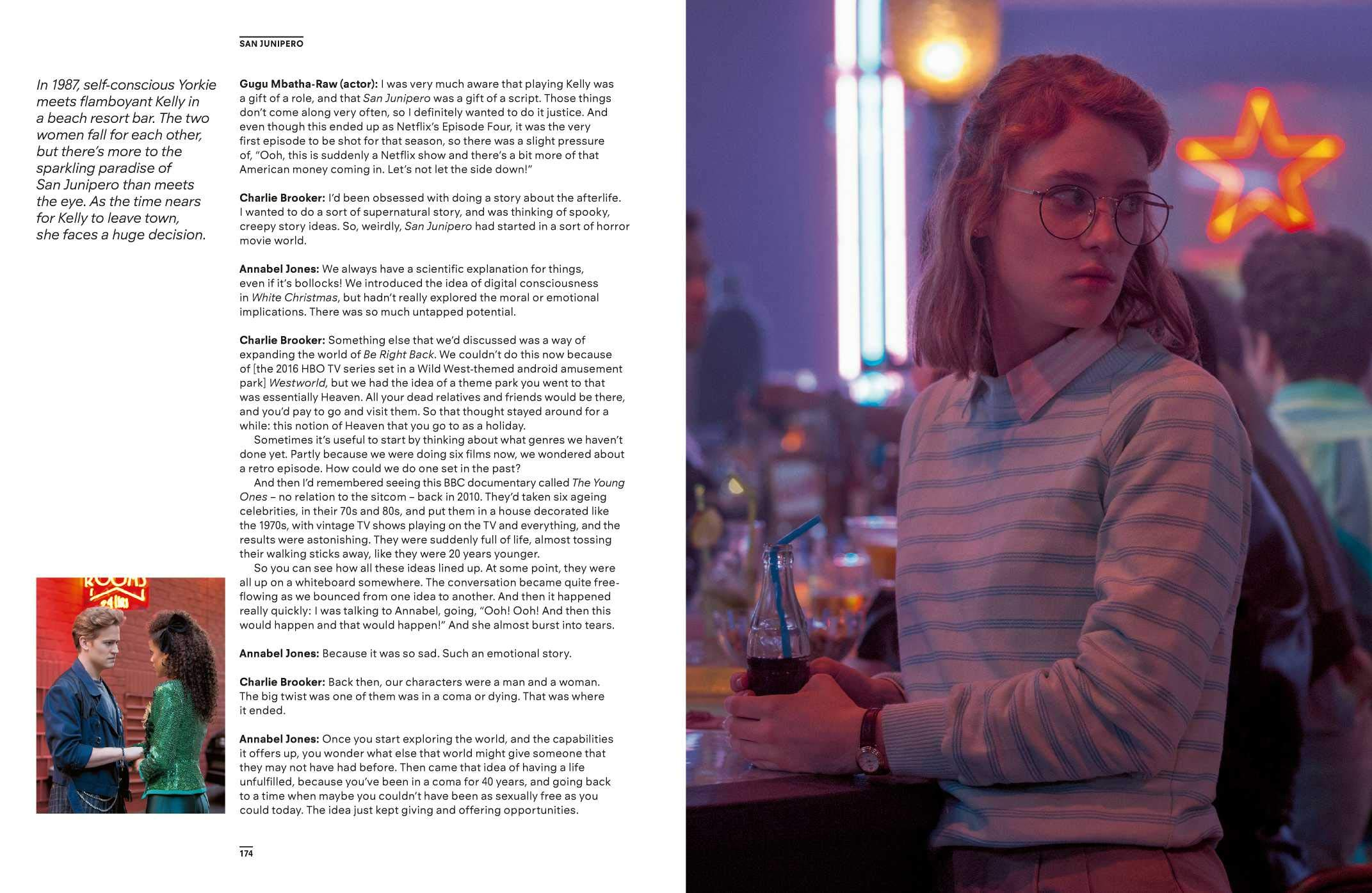 Inside Black Mirror: The Illustrated Oral History: Amazon.co.uk ...