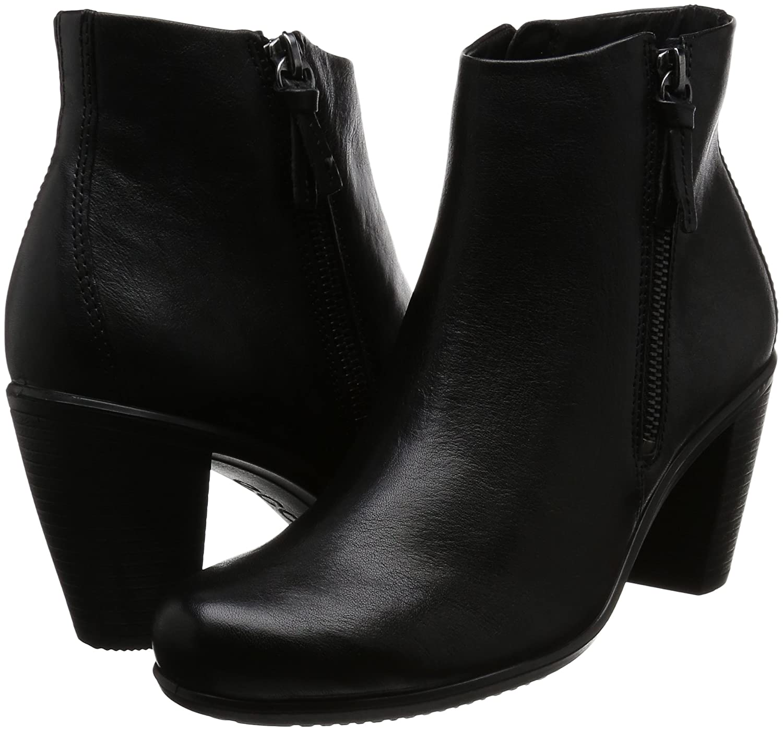 Ecco Footwear damen Touch 75 Ankle Stiefel Stiefel Stiefel schwarz 39 EU 8-8.5 M US c3084c