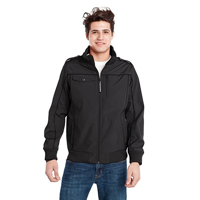 68765eb5043 Amazon.com  Baubax Travel Jacket - Bomber - Male - Black - XL  Beauty