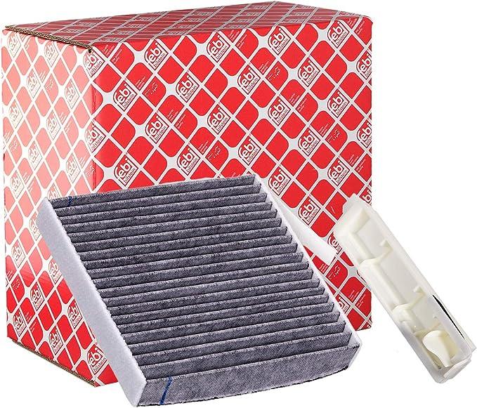 Febi Bilstein 37326 Aktivkohlefilter Innenraumfilter 1 Stück Auto