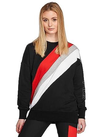 FILA Damen Sweatshirt schwarz XL: Amazon.de: Bekleidung