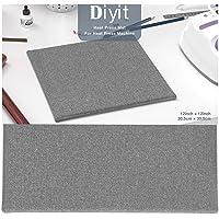 "Diyit 12""x12"" Heat Press Mat for Cricut EasyPress for Professional Heat Pressing/Ironing/Portable Quilting Heat Press…"