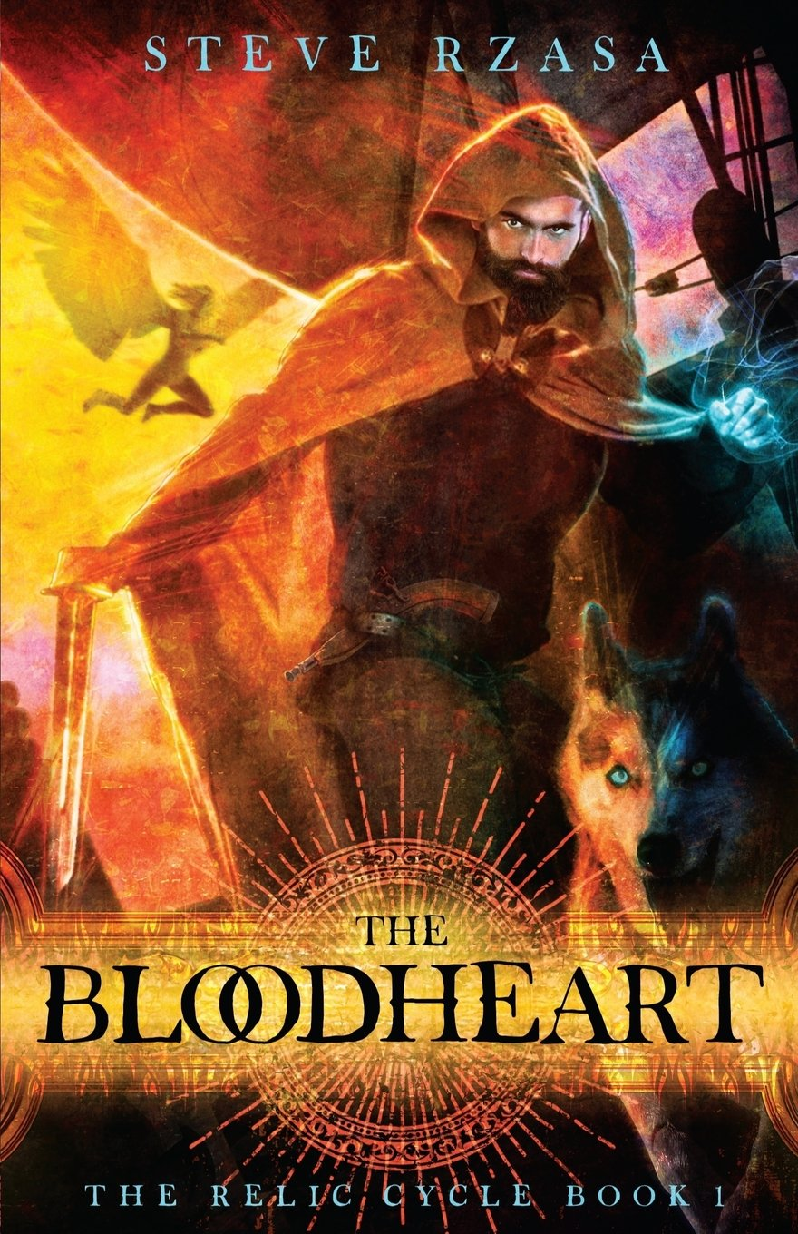The Bloodheart (The Relic Cycle) (Volume 1) PDF