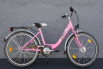 24 pulgadas bicicleta eléctrica biria – Bicicleta para niña 3 ...
