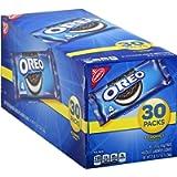 OREO Chocolate Sandwich Cookies, 30 - 1.59 oz Snack Packs