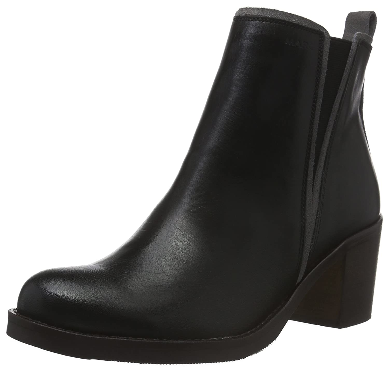 Noir (noir Comb. 00007) Marc chaussures Savona, Bottes Classiques Femme