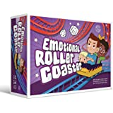 Emotional Rollercoaster | Anger Management Board Game for Kids & Families | Therapy Learning Resources | Anger Control Card G