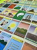 易カード 64枚 サイコロセット