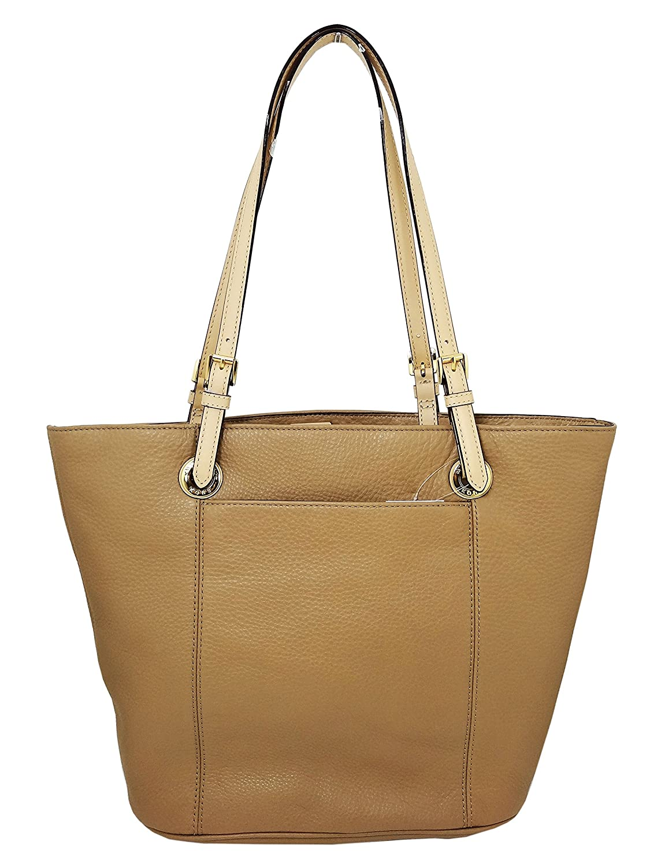 Michael Kors Jet Set Large Leather Tote Bag $278