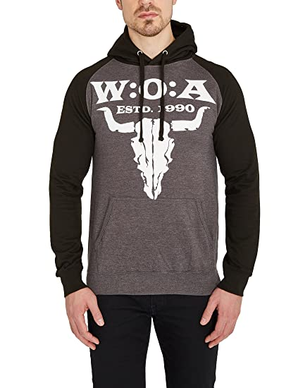 FotL W:O:A WACKEN Kapuzenjacke Größe XXL