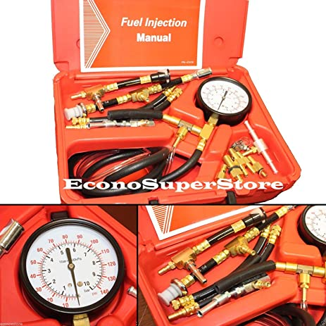 Amazon engine fuel injection system pressure manometer tester engine fuel injection system pressure manometer tester diagnostic bosch gm tbi publicscrutiny Image collections