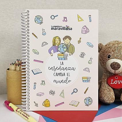 La Mente es Maravillosa - Cuaderno A5 (La enseñanza cambia ...