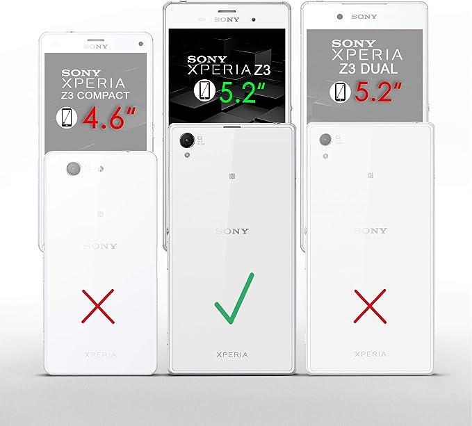 Moex Aero Case Für Sony Xperia Z3 Hülle Aus Silikon Computer Zubehör