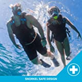 Jetty Inflatable Snorkel Vest - Premium Snorkel