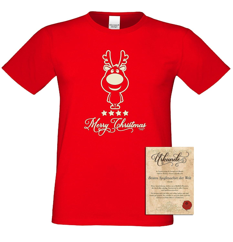 Weihnachten Fun T-Shirt als einzigartiges Weihnachtsgeschenk oder ...