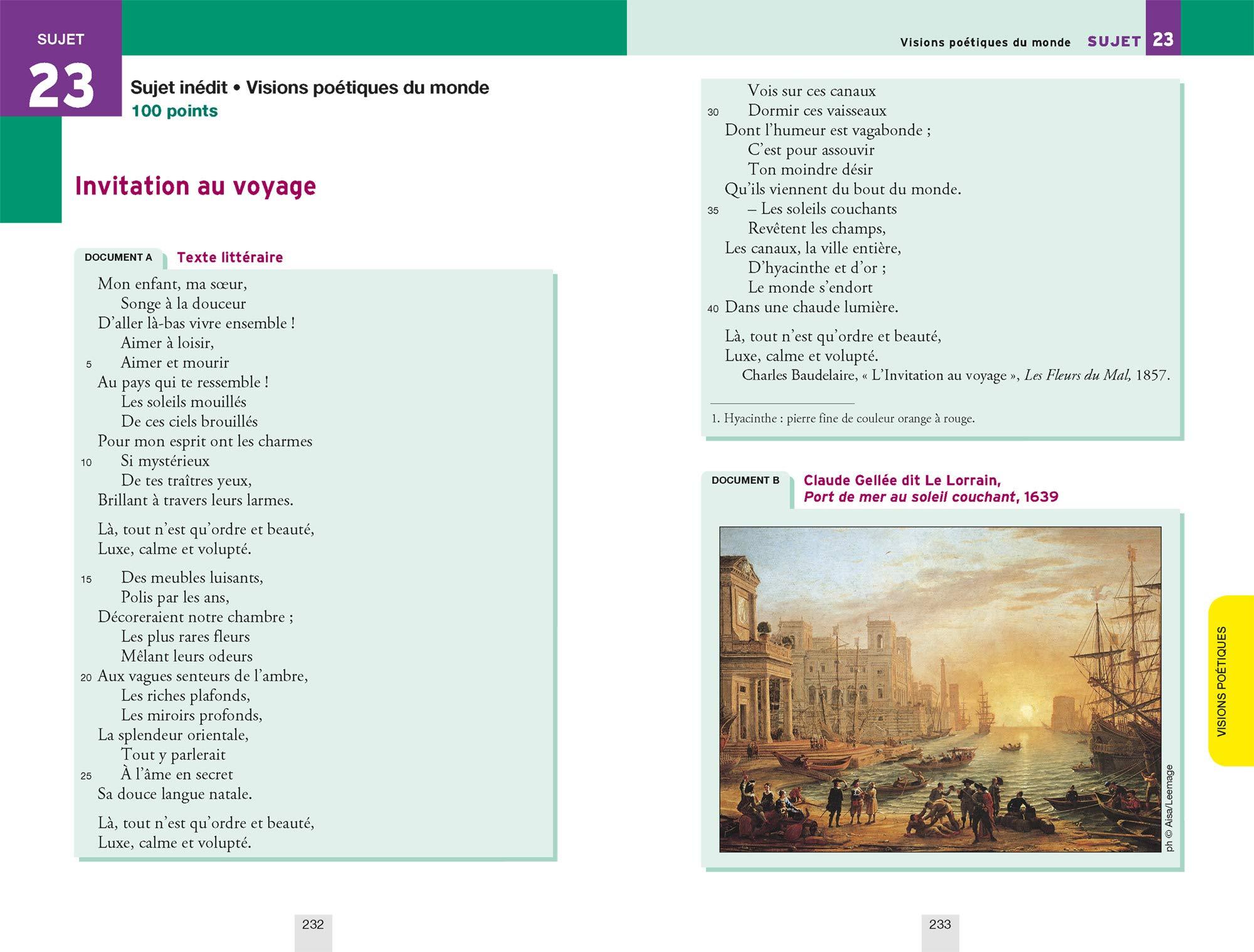 Annales du brevet Annabrevet 2019 Français 3e: 26 sujets corrigés (questions, dictée, rédaction): 9782401045583: Amazon.com: Books
