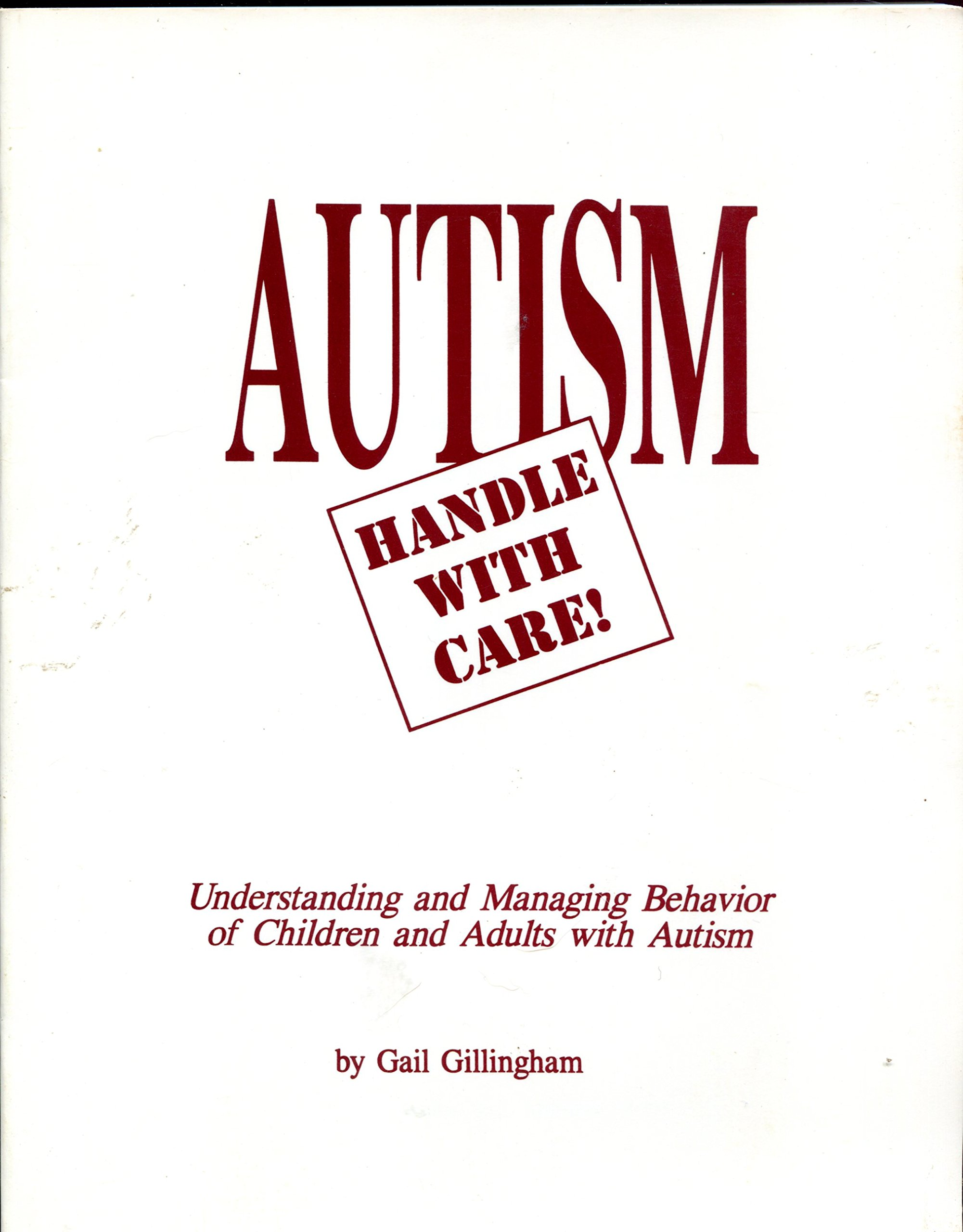 How to deal with autistic behaviors in adults — photo 1