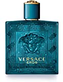 Versace Eros Eau de Toilette Spray for Men, 3.4 Fluid Ounce