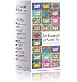 Kusmi Tea - Essentials - Assorted Tea Gift Box of Our Best Premium Quality Teas from Our Most Popular Earl Greys to…