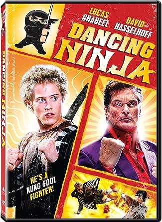 Amazon.com: Dancing Ninja: Lucas Grabeel, David Hasselhoff ...
