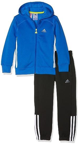 adidas Jungen Essentials Hojo Trainingsanzug, Top:Blue