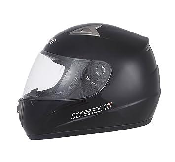 NENKI Cascos NK-820 Casco de Moto Completa Aprobado ECE