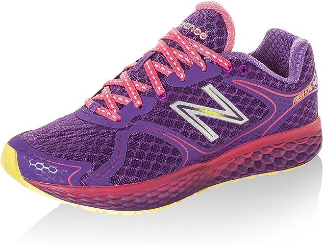 New Balance Zapatillas W980PP Morado/Rosa EU 38: Amazon.es: Zapatos y complementos