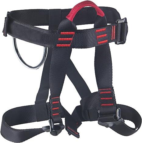 Top819. Arnés de escalada, arnés para mujer, hombre y niños, de ...
