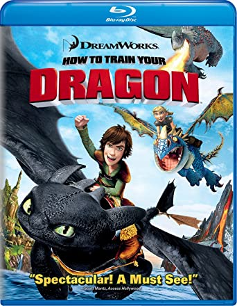 Amazon how to train your dragon single disc edition blu ray how to train your dragon single disc edition blu ray ccuart Gallery