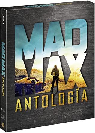 Pack Mad Max 1-4 Blu-Ray [Blu-ray]: Amazon.es: Mel Gibson, Bruce Spence, Michael Preston, Vernon Wells, Steve J. Spears, George Spartels, Edwin Hodgeman, Tom Hardy, Charlize Theron, Nicholas Hoult, Hugh Keays-Byrne, George Miller,