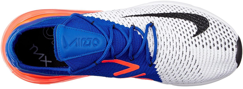 Nike Herren Sneakers Air Max 270 Flyknit blau (51) 42