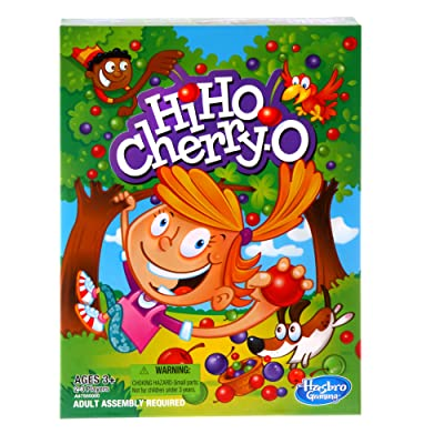 HiHo! Cherry-O Game: Toys & Games