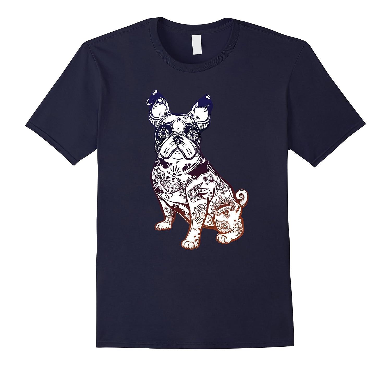 091f69633 Stay Weird - Vintage French Bulldog Tshirt Tattoo Pet Lover-ANZ ...