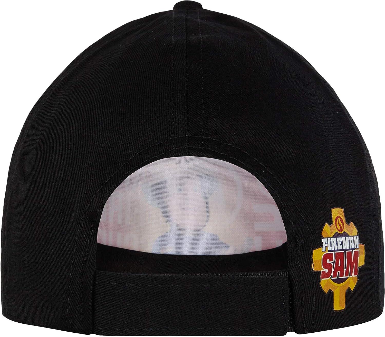 Feuerwehrmann Sam Jungen Cap
