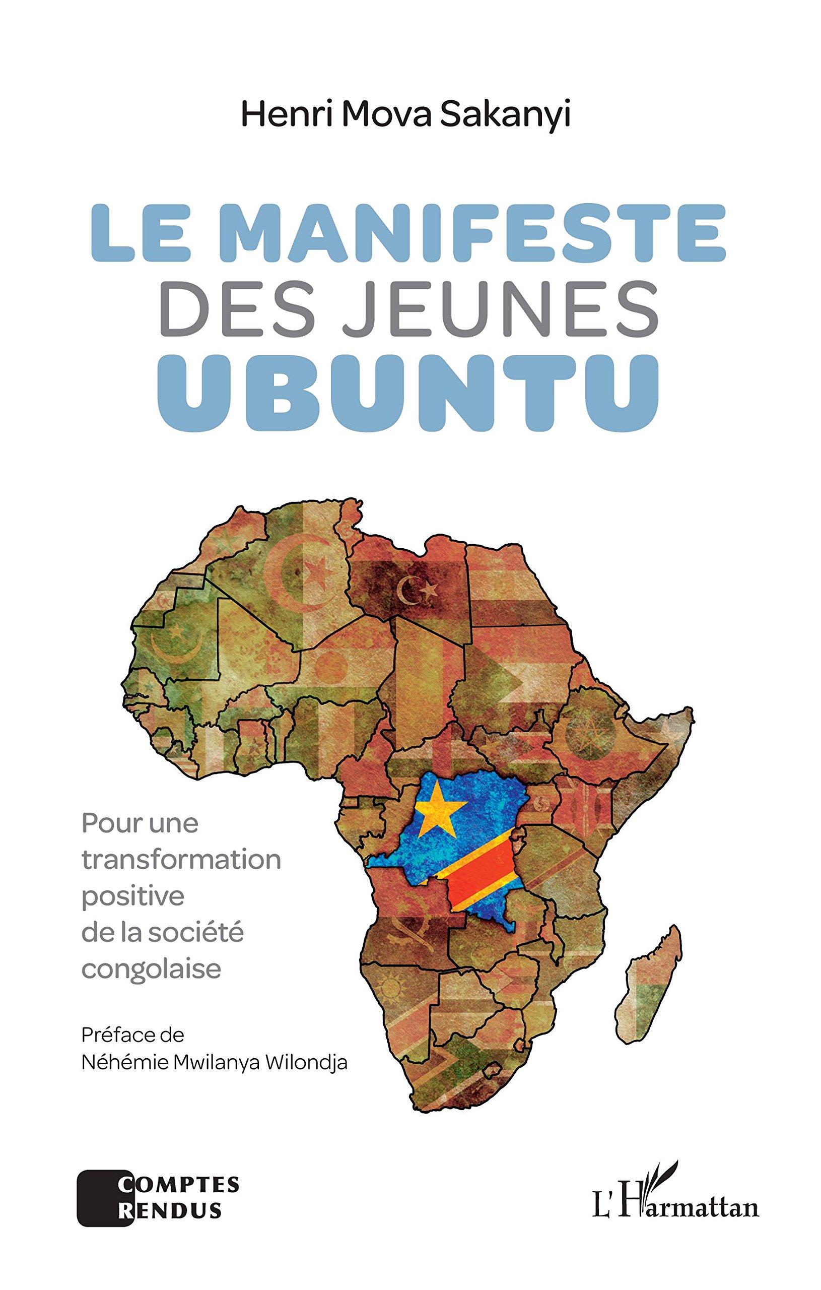 Le manifeste des jeunes Ubuntu: Pour une transformation positive de la société congolaise (French Edition) pdf