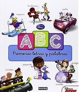 Aprende con Disney. ABC. Primeras letras y palabras (Álbumes Disney) 57e3dccc2e7