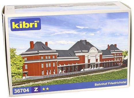 Kibri Maqueta de edificio (36704): Amazon.es: Juguetes y juegos