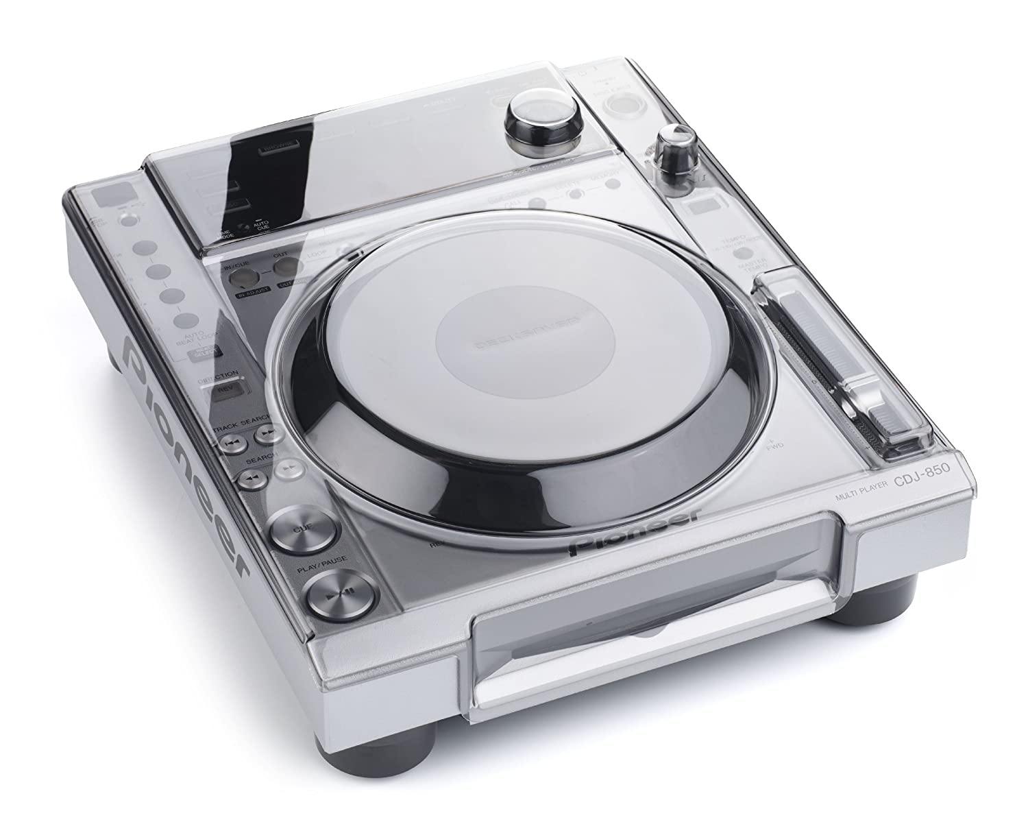 Decksaver Protective Cover for Pioneer CDJ-850 DS-PC-CDJ850 78063-A