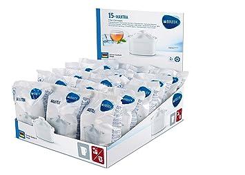Brita Filterkartuschen Maxtra Pack 15 Amazon De Küche Haushalt
