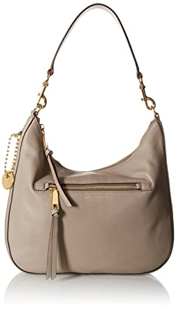 de61ca213 Amazon.com: Marc Jacobs Recruit Hobo, Mink: Clothing