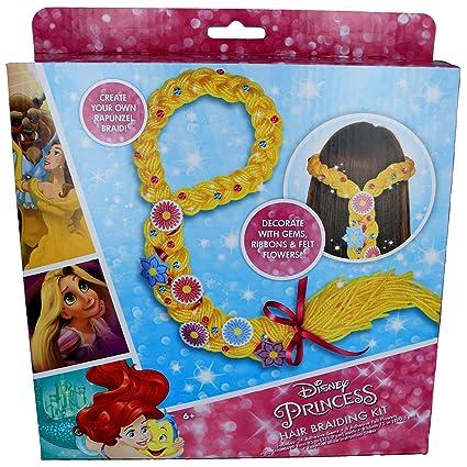 Amazon disney princess do it yourself braid set toys games disney princess do it yourself braid set solutioingenieria Images