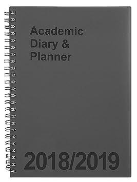 Tigre A5 Agenda scolaire 2018/2019 vue hebdomadaire à ...