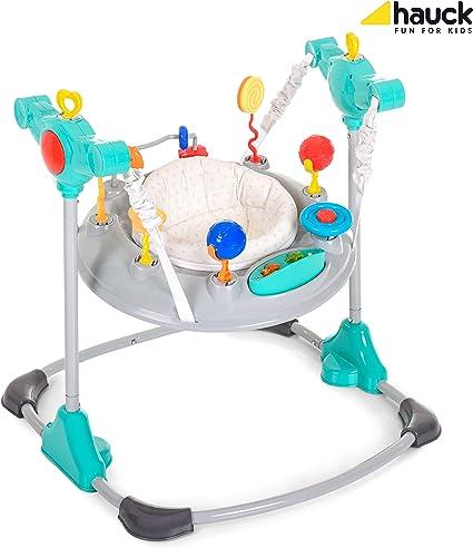 Hauck Jump-A-Round - Columpio y mesa de juego estable para bebes ...