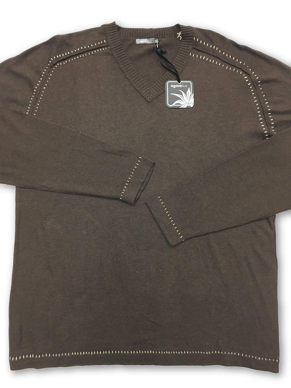 Agave Cotton Knitwear in Braun Größe M Cotton