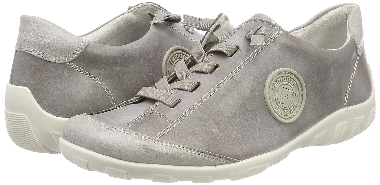 Remonte Damen R3445 Grau Sneaker Grau R3445 (Ice/Basalt) 4d5df6