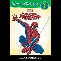 The Amazing Spider-Man: This is Spider-Man (Level 1 Reader) (Marvel Reader (ebook)) (English Edition)