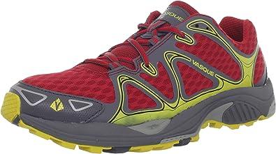 Vasque Pendulum Trail - Zapatillas para correr para hombre, Rojo ...