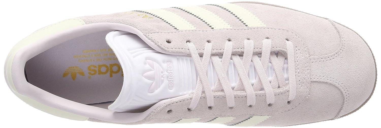 adidas Originals Womens Gazelle Trainers Orchid TintFootwear WhiteGum5