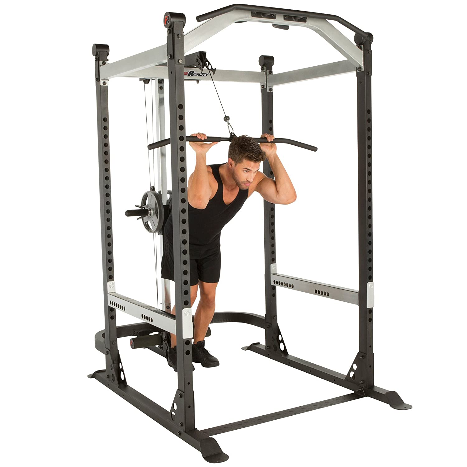 Fitness Reality Olympic Power Rack