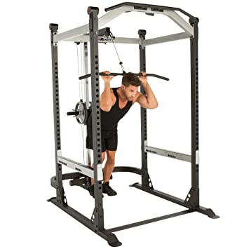 Fitness reality x class light commercial high capacity olympic power fitness reality x class light commercial high capacity olympic power cage with lat pull down aloadofball Choice Image